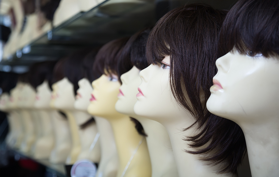 Achieving your crowning glory with wigs! By Trendco