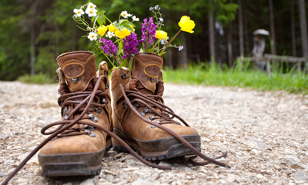 Christine and her 60-year long hike to happiness, self-acceptance and full bloom