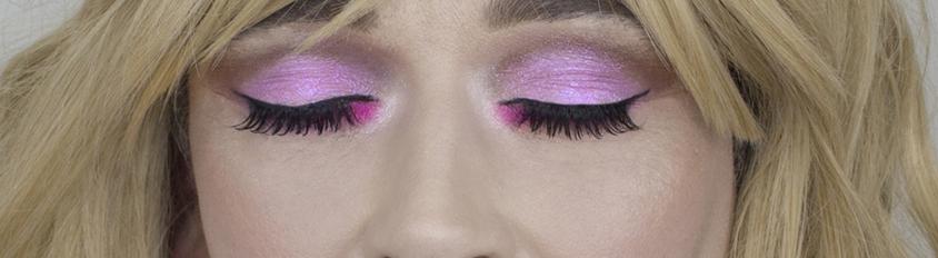 Simple Lolita Inspired Eye Look