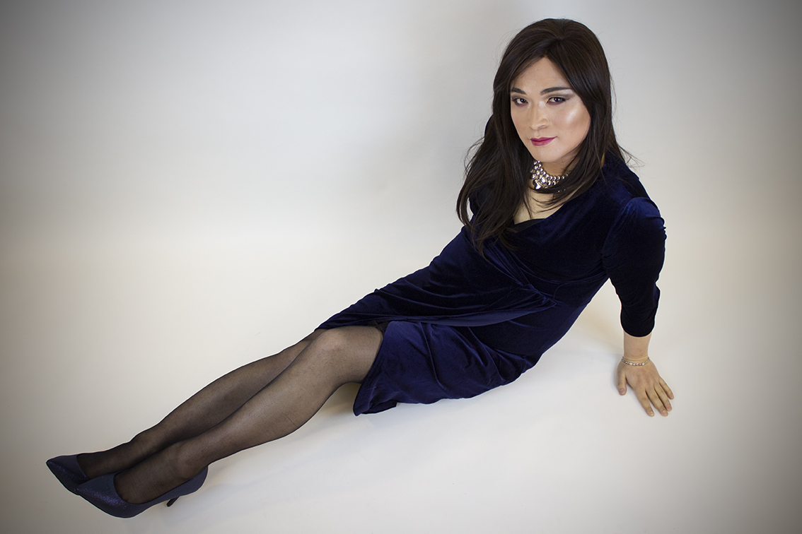 Sonya Cross Dresser
