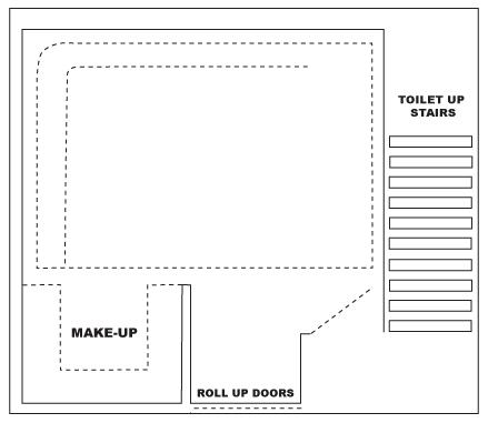 The Warehouse Studios