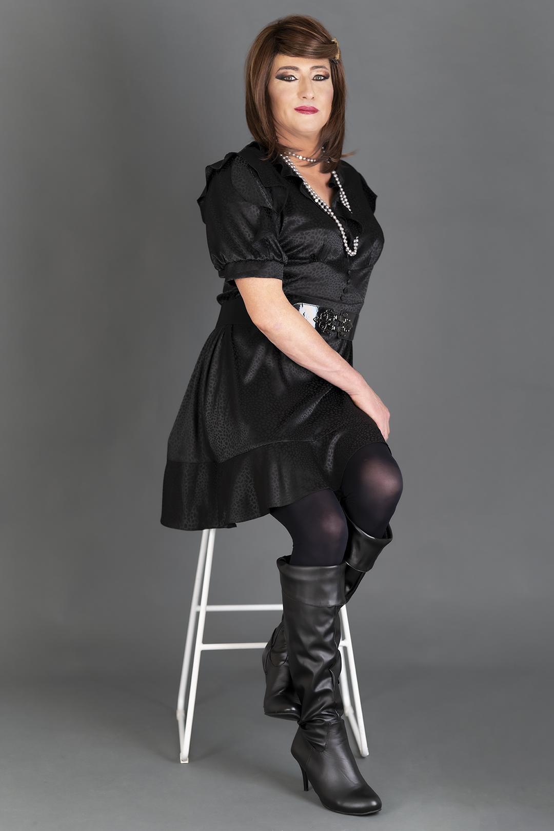 Debbie Cross Dresser