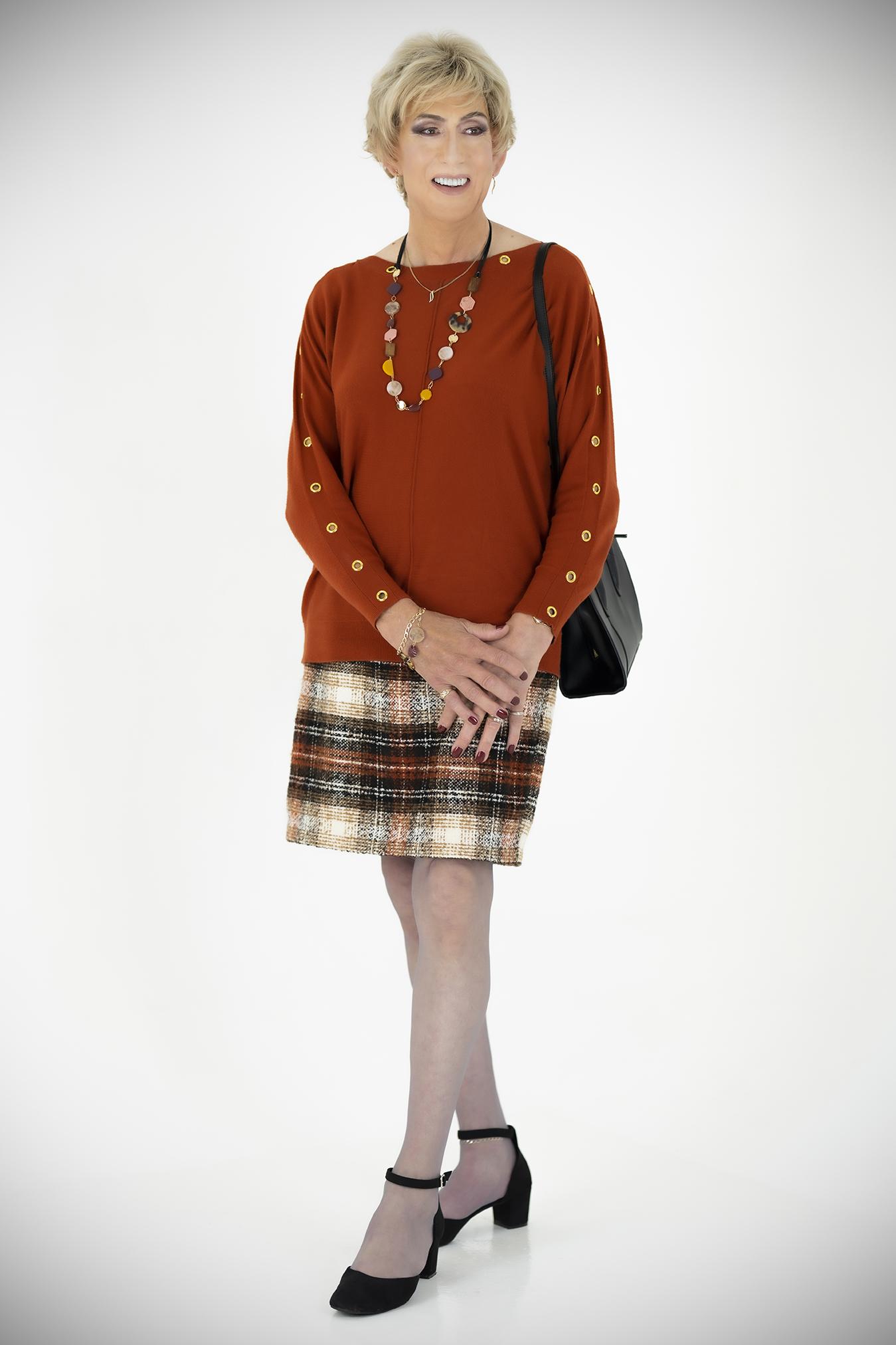 Louise Cross Dressing